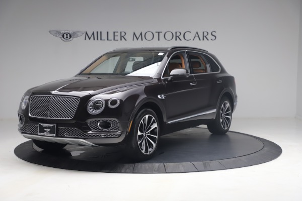 Used 2018 Bentley Bentayga W12 Signature for sale Call for price at Maserati of Greenwich in Greenwich CT 06830 2