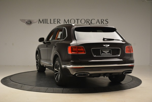 Used 2018 Bentley Bentayga W12 Signature for sale Call for price at Maserati of Greenwich in Greenwich CT 06830 5