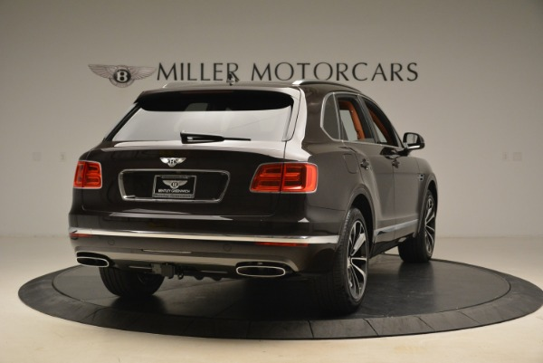 Used 2018 Bentley Bentayga W12 Signature for sale Call for price at Maserati of Greenwich in Greenwich CT 06830 7