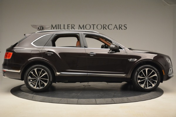 Used 2018 Bentley Bentayga W12 Signature for sale Call for price at Maserati of Greenwich in Greenwich CT 06830 9