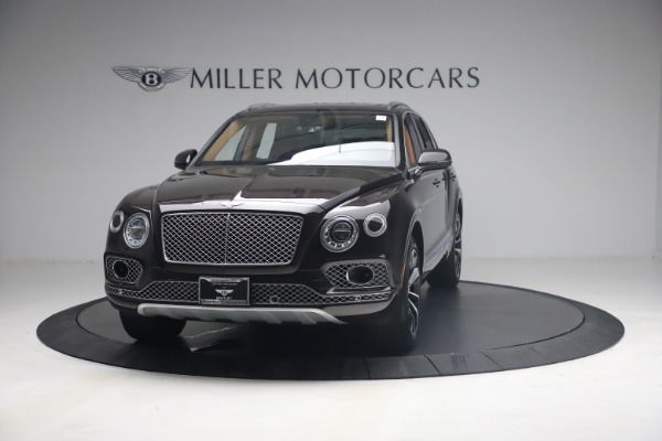 Used 2018 Bentley Bentayga W12 Signature for sale Call for price at Maserati of Greenwich in Greenwich CT 06830 1
