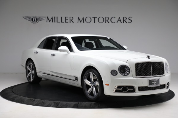 Used 2018 Bentley Mulsanne Speed for sale Sold at Maserati of Greenwich in Greenwich CT 06830 10