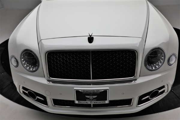 Used 2018 Bentley Mulsanne Speed for sale Sold at Maserati of Greenwich in Greenwich CT 06830 12