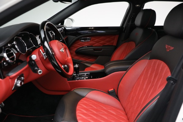 Used 2018 Bentley Mulsanne Speed for sale Sold at Maserati of Greenwich in Greenwich CT 06830 17