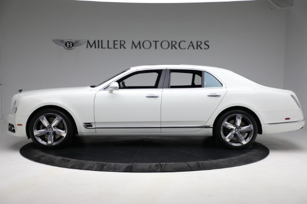 Used 2018 Bentley Mulsanne Speed for sale Sold at Maserati of Greenwich in Greenwich CT 06830 2