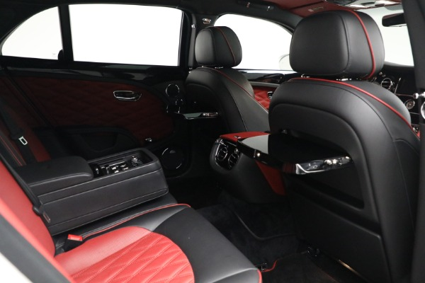 Used 2018 Bentley Mulsanne Speed for sale Sold at Maserati of Greenwich in Greenwich CT 06830 24