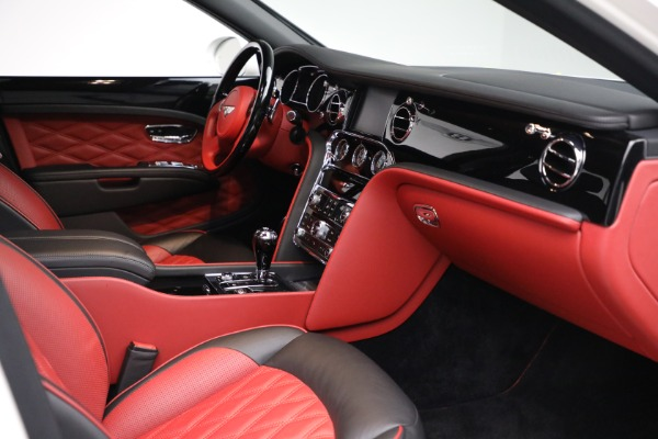 Used 2018 Bentley Mulsanne Speed for sale Sold at Maserati of Greenwich in Greenwich CT 06830 27