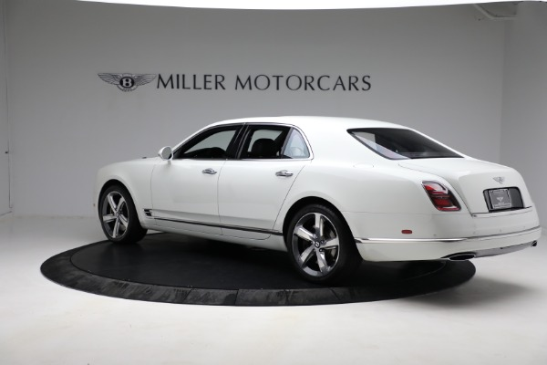 Used 2018 Bentley Mulsanne Speed for sale Sold at Maserati of Greenwich in Greenwich CT 06830 3