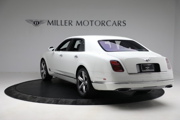 Used 2018 Bentley Mulsanne Speed for sale Sold at Maserati of Greenwich in Greenwich CT 06830 4