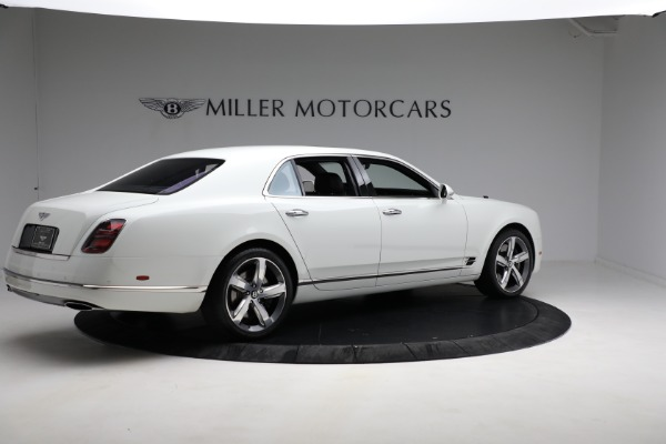 Used 2018 Bentley Mulsanne Speed for sale Sold at Maserati of Greenwich in Greenwich CT 06830 7