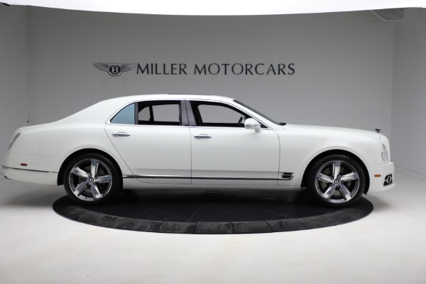 Used 2018 Bentley Mulsanne Speed for sale Sold at Maserati of Greenwich in Greenwich CT 06830 8