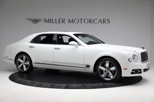 Used 2018 Bentley Mulsanne Speed for sale Sold at Maserati of Greenwich in Greenwich CT 06830 9