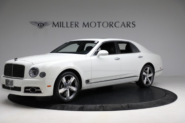 Used 2018 Bentley Mulsanne Speed for sale Sold at Maserati of Greenwich in Greenwich CT 06830 1