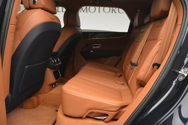 Used 2018 Bentley Bentayga Signature for sale Sold at Maserati of Greenwich in Greenwich CT 06830 23