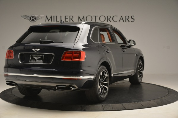 Used 2018 Bentley Bentayga Signature for sale Sold at Maserati of Greenwich in Greenwich CT 06830 8