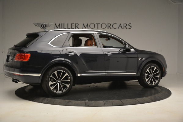 Used 2018 Bentley Bentayga Signature for sale Sold at Maserati of Greenwich in Greenwich CT 06830 9