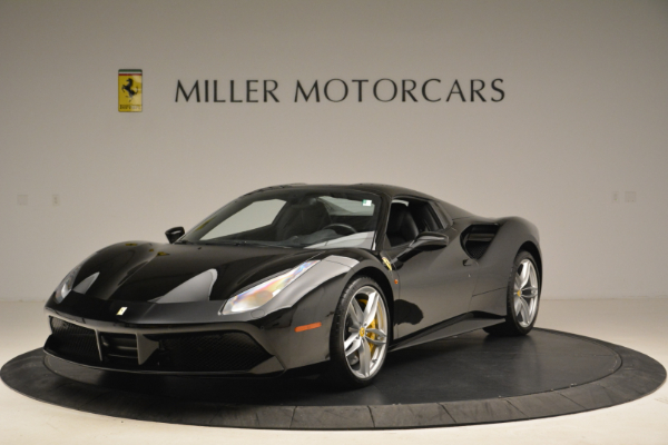 Used 2016 Ferrari 488 Spider for sale Sold at Maserati of Greenwich in Greenwich CT 06830 13
