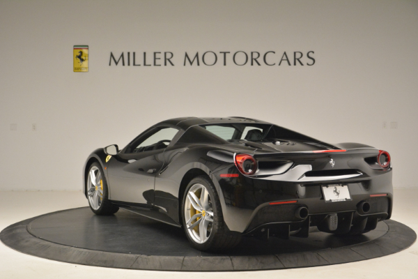 Used 2016 Ferrari 488 Spider for sale Sold at Maserati of Greenwich in Greenwich CT 06830 17