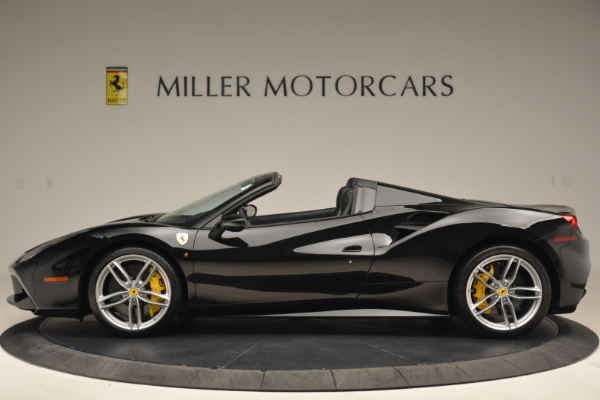 Used 2016 Ferrari 488 Spider for sale Sold at Maserati of Greenwich in Greenwich CT 06830 3