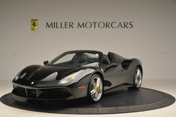 Used 2016 Ferrari 488 Spider for sale Sold at Maserati of Greenwich in Greenwich CT 06830 1