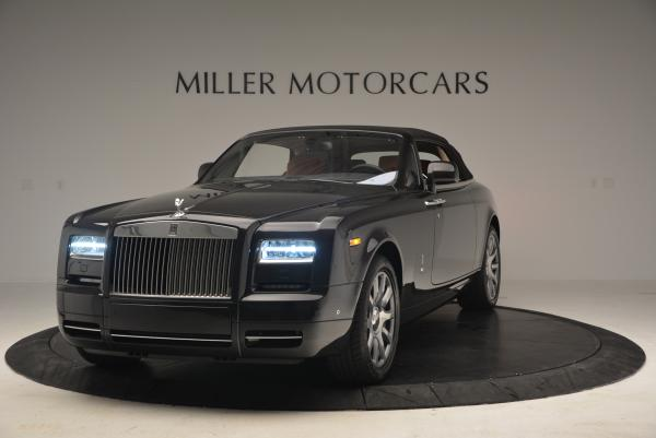New 2016 Rolls-Royce Phantom Drophead Coupe Bespoke for sale Sold at Maserati of Greenwich in Greenwich CT 06830 12