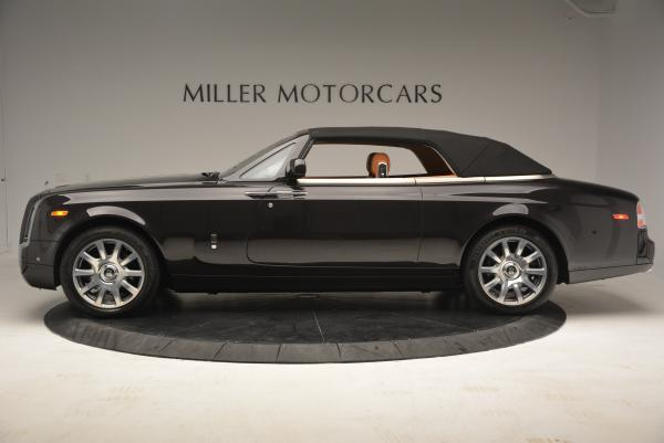 New 2016 Rolls-Royce Phantom Drophead Coupe Bespoke for sale Sold at Maserati of Greenwich in Greenwich CT 06830 14