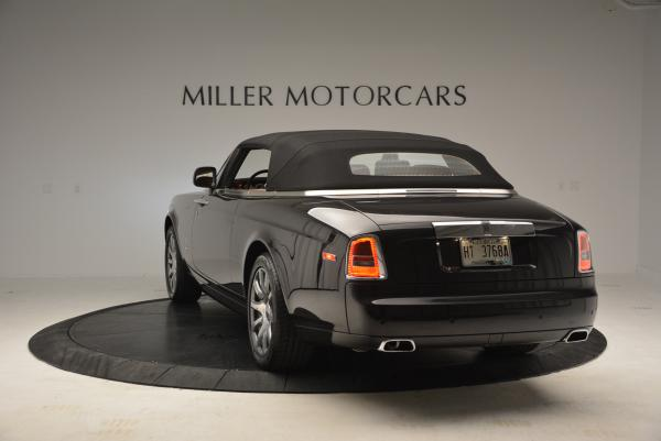 New 2016 Rolls-Royce Phantom Drophead Coupe Bespoke for sale Sold at Maserati of Greenwich in Greenwich CT 06830 16