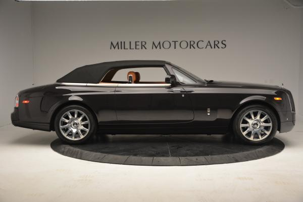 New 2016 Rolls-Royce Phantom Drophead Coupe Bespoke for sale Sold at Maserati of Greenwich in Greenwich CT 06830 19