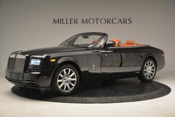 New 2016 Rolls-Royce Phantom Drophead Coupe Bespoke for sale Sold at Maserati of Greenwich in Greenwich CT 06830 2