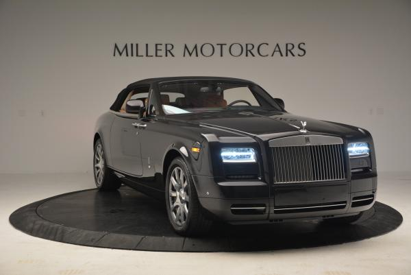 New 2016 Rolls-Royce Phantom Drophead Coupe Bespoke for sale Sold at Maserati of Greenwich in Greenwich CT 06830 21