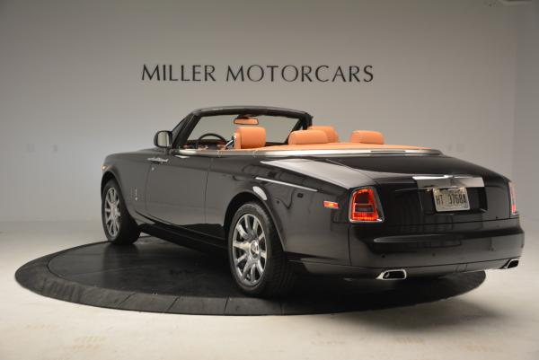 New 2016 Rolls-Royce Phantom Drophead Coupe Bespoke for sale Sold at Maserati of Greenwich in Greenwich CT 06830 5