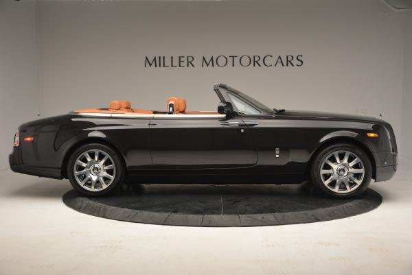 New 2016 Rolls-Royce Phantom Drophead Coupe Bespoke for sale Sold at Maserati of Greenwich in Greenwich CT 06830 9