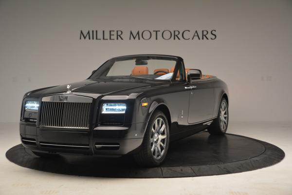 New 2016 Rolls-Royce Phantom Drophead Coupe Bespoke for sale Sold at Maserati of Greenwich in Greenwich CT 06830 1