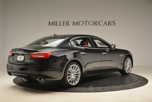 New 2018 Maserati Quattroporte S Q4 GranLusso for sale Sold at Maserati of Greenwich in Greenwich CT 06830 10