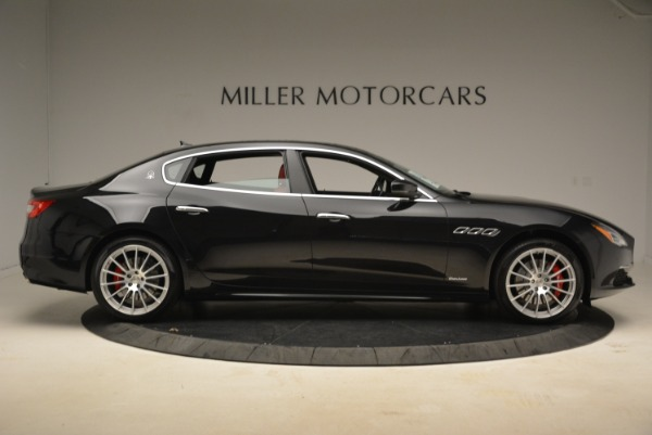 New 2018 Maserati Quattroporte S Q4 GranLusso for sale Sold at Maserati of Greenwich in Greenwich CT 06830 12