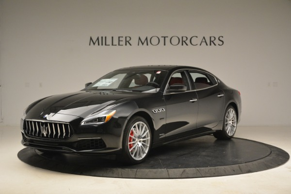 New 2018 Maserati Quattroporte S Q4 GranLusso for sale Sold at Maserati of Greenwich in Greenwich CT 06830 2