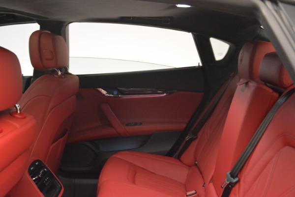 New 2018 Maserati Quattroporte S Q4 GranLusso for sale Sold at Maserati of Greenwich in Greenwich CT 06830 21