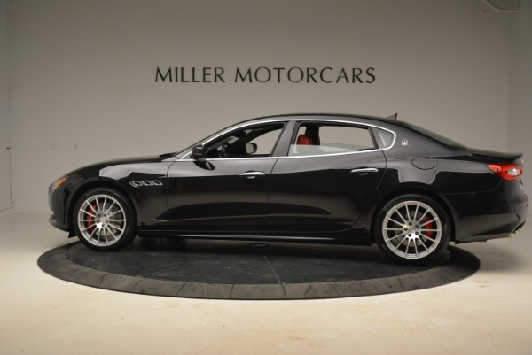 New 2018 Maserati Quattroporte S Q4 GranLusso for sale Sold at Maserati of Greenwich in Greenwich CT 06830 5