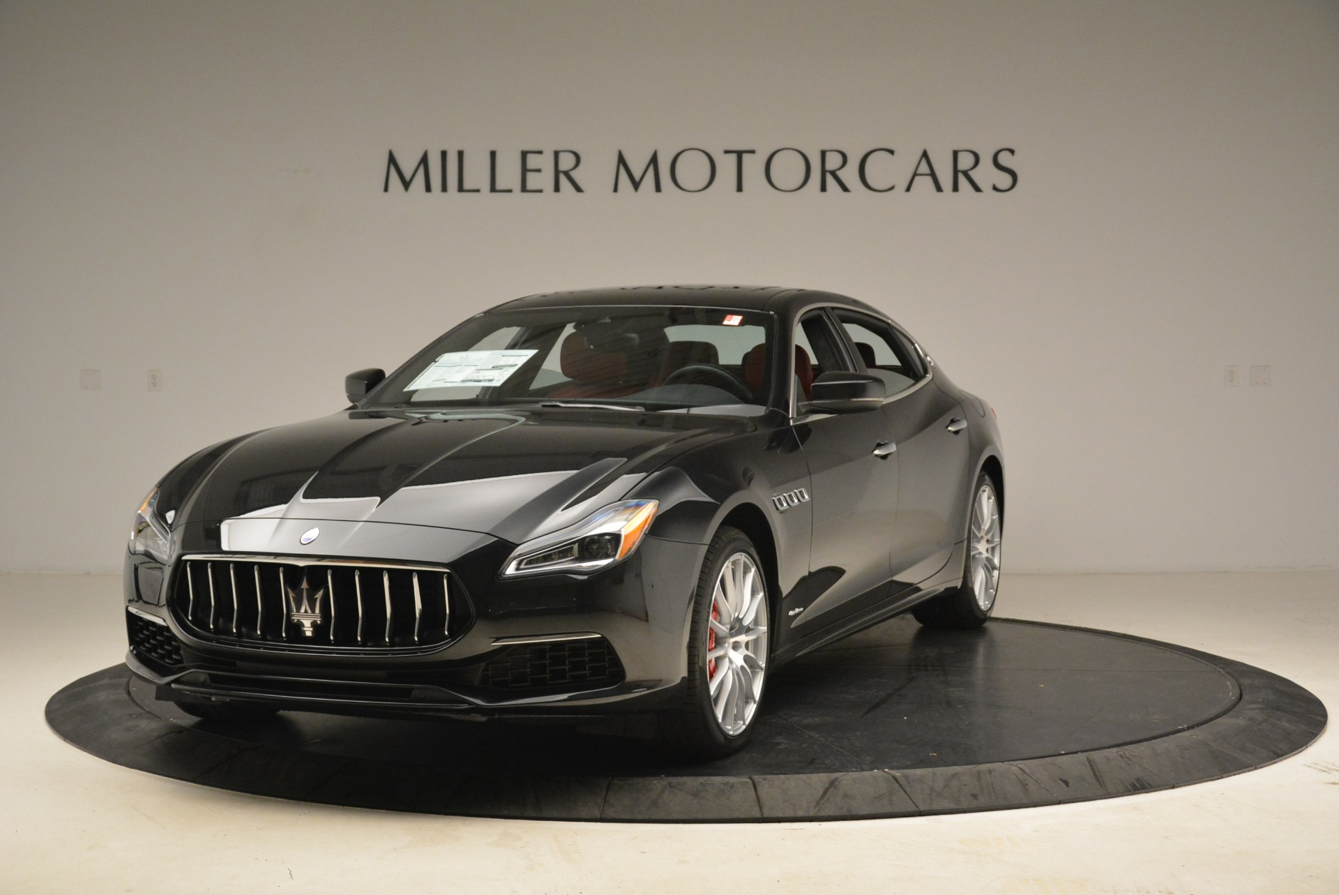 New 2018 Maserati Quattroporte S Q4 GranLusso for sale Sold at Maserati of Greenwich in Greenwich CT 06830 1