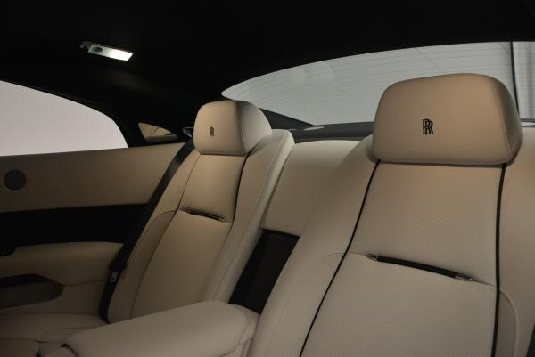 Used 2016 Rolls-Royce Wraith for sale Sold at Maserati of Greenwich in Greenwich CT 06830 23