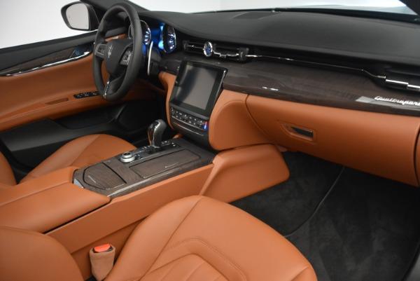 New 2018 Maserati Quattroporte S Q4 for sale Sold at Maserati of Greenwich in Greenwich CT 06830 17