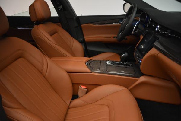New 2018 Maserati Quattroporte S Q4 for sale Sold at Maserati of Greenwich in Greenwich CT 06830 18