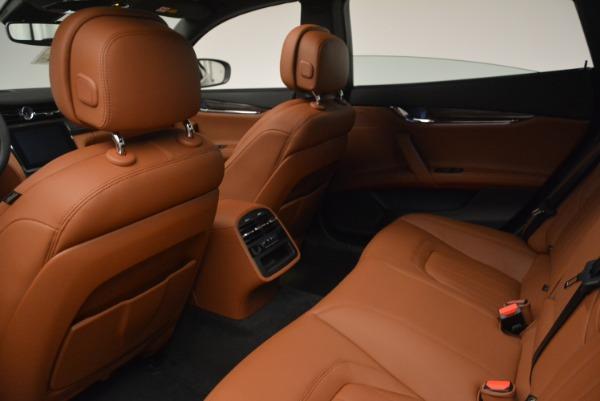 New 2018 Maserati Quattroporte S Q4 for sale Sold at Maserati of Greenwich in Greenwich CT 06830 22