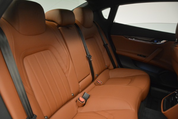 New 2018 Maserati Quattroporte S Q4 for sale Sold at Maserati of Greenwich in Greenwich CT 06830 25