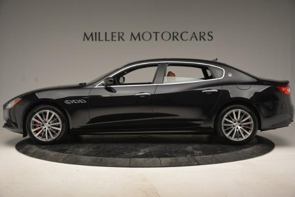 New 2018 Maserati Quattroporte S Q4 for sale Sold at Maserati of Greenwich in Greenwich CT 06830 3