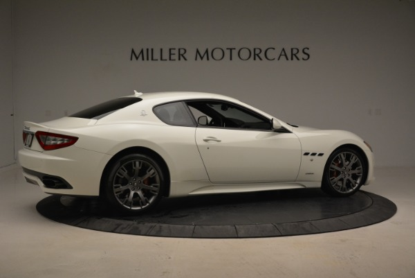 Used 2016 Maserati GranTurismo Sport for sale Sold at Maserati of Greenwich in Greenwich CT 06830 10