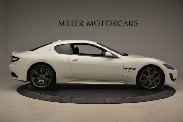 Used 2016 Maserati GranTurismo Sport for sale Sold at Maserati of Greenwich in Greenwich CT 06830 11