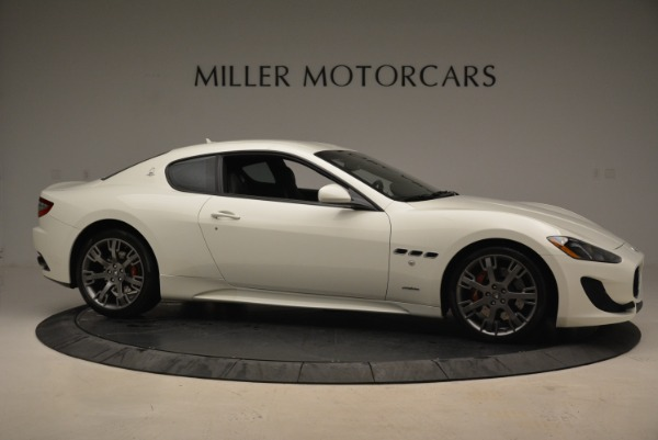 Used 2016 Maserati GranTurismo Sport for sale Sold at Maserati of Greenwich in Greenwich CT 06830 12