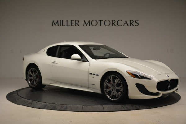 Used 2016 Maserati GranTurismo Sport for sale Sold at Maserati of Greenwich in Greenwich CT 06830 13
