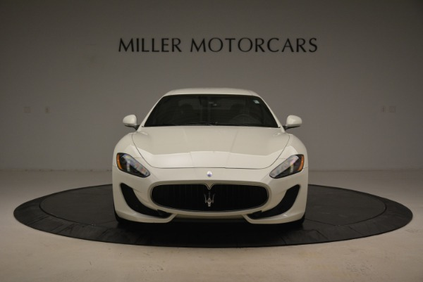 Used 2016 Maserati GranTurismo Sport for sale Sold at Maserati of Greenwich in Greenwich CT 06830 14